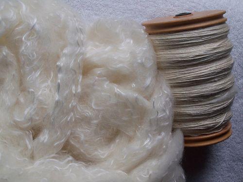 Cormo silk