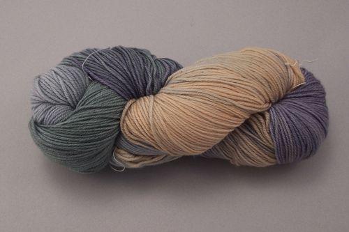 Ravel yarn