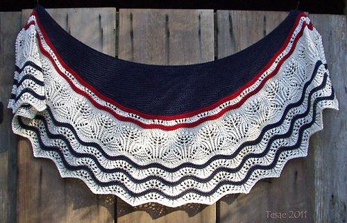 Tesae's shawl